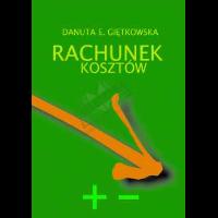 Giętkowska, Danuta E., 2003, Rachunek kosztów