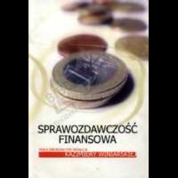 Winiarska, Kazimiera Red., 2010, Sprawozdawczość finansowa : praca zbiorowa