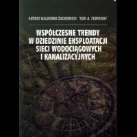 Żuchowicki, Antoni Waldemar, 2006, Współczesne trendy w dziedzinie eksploatacji sieci wodociągowych i kanalizacyjnych
