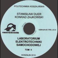 Duer Stanisław, 2010, Laboratorium elektrotechniki samochodowej T.2