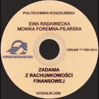 Radawiecka, Ewa, 2009, Zadania z rachunkowości finansowej