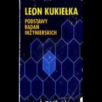 Kukiełka, Leon, 2000, Podstawy badań inżynierskich